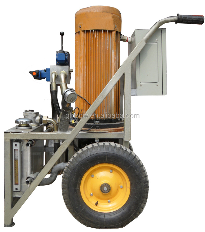 High Quality Diamond Wire Saw Machine For Wall Cutting With Power ...