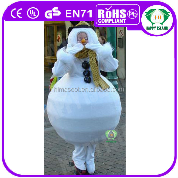 HI Top fashional/professional white christmas party costumes
