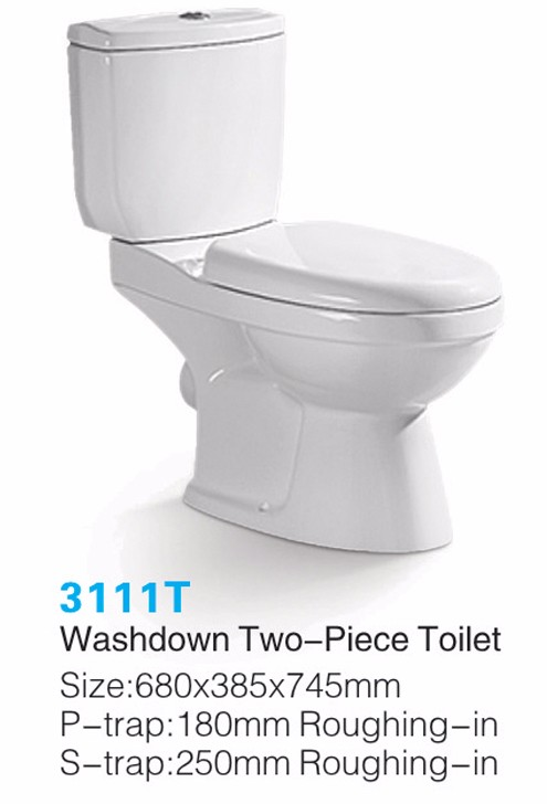 Bathroom cheap toilet and basin and bidet complete for Entire bathroom sets