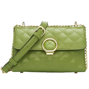 7bad7514404f Hot selling light green color leather purses and turkey handbag for girls