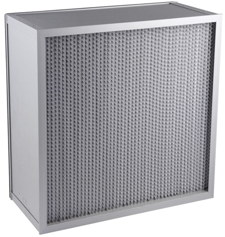 Schone Kamer Hvac-systeem Industriële Hepa Airconditioning Filters