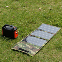 New design Solar Power /solar camping equipment portable solar charging station with good quality