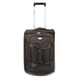 Newcom durable hand luggage trolley, men canvas trolley bag easy trip