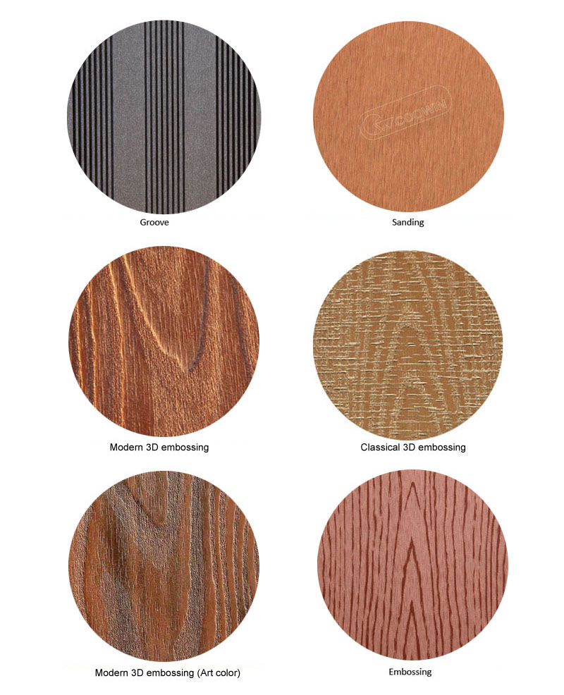 waterproof timber outdoor flooring WPC laminate wood flooring