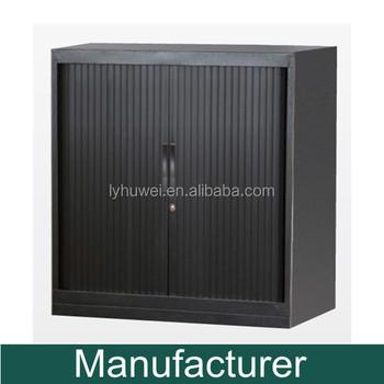metal office sliding door small filing cabinets