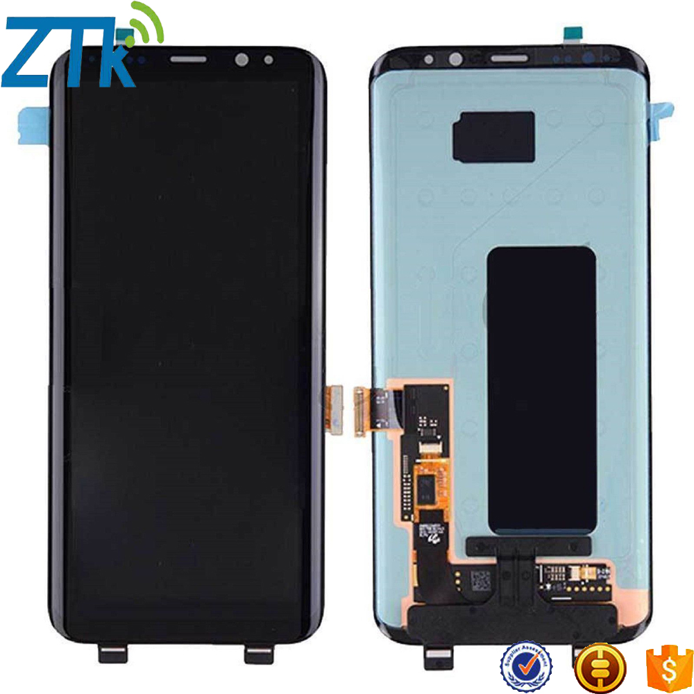 12 Months Warranty Parts Screen for Samsung Galaxy S8 Lcd Touch Screen Display