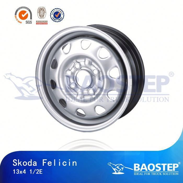 BAOSTEP Dust Proof Sgs Certified Steel Wheel Blanks