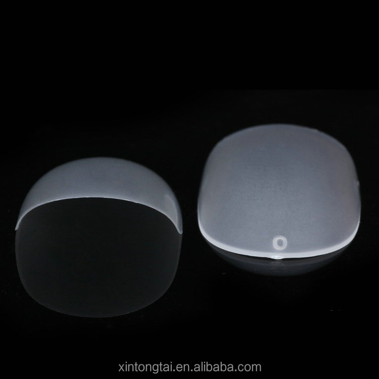 Grosir Baru Kuku Palsu Frosted Pendek Oval Display Acrylic Kuku Tips