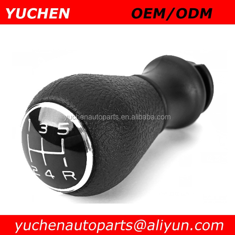 Factory Wholesales Yuchen Car Shift Gear Knob Cover For Peugeot ...
