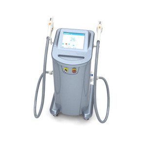 vascular lesions and bottle nose machine