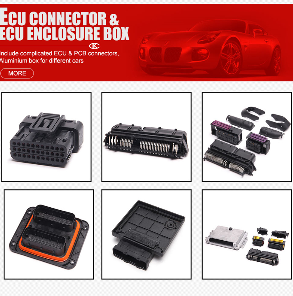 Wenzhou Kinkong Auto Parts Co., Ltd. - auto Connector, wire harness