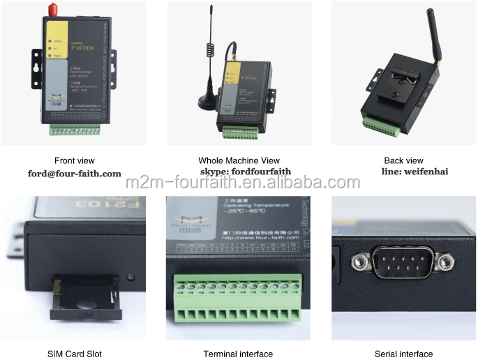 Serial Communication With Gsm Modem