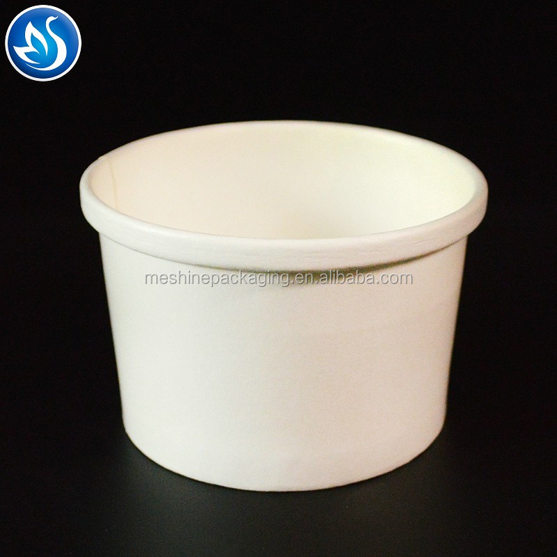 Wholesale custom design ice cream tubs with paper lid