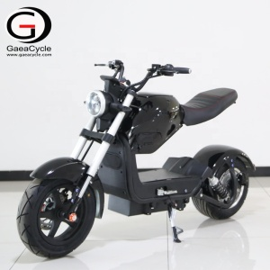 Gaea 2019 lithium battery adult electric motorcycle 1500w high quality e-scooter