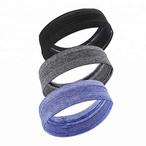 Wholesale custom sport headband manufacturer, Custom non-slip Yoga Headband
