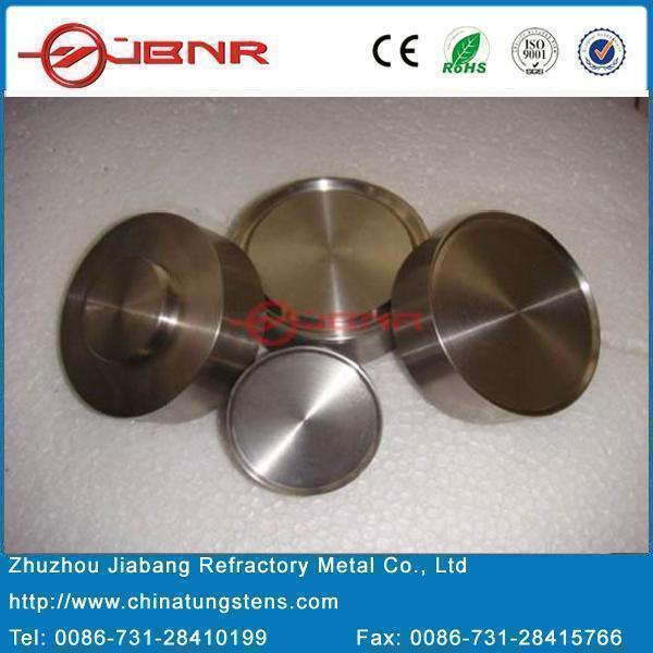 polished surface high quality tantalum target