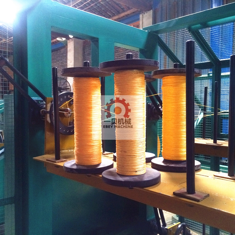 coconut coir rope making machine twisted nylon rope making machine for sale