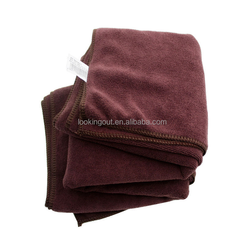 online micro fiber customising brand names airplane towel