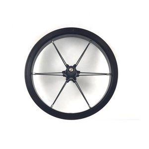 Ultra Light 12 Inch AL6061 Aluminum Wheelset for Kids Balance Bike Colorful Aluminum Alloy Wheelset for Kokua 84mm Bicycle Part
