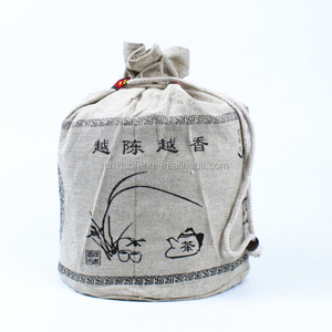 High quality reusable wholesale hemp bag drawstring/hemp tea bag