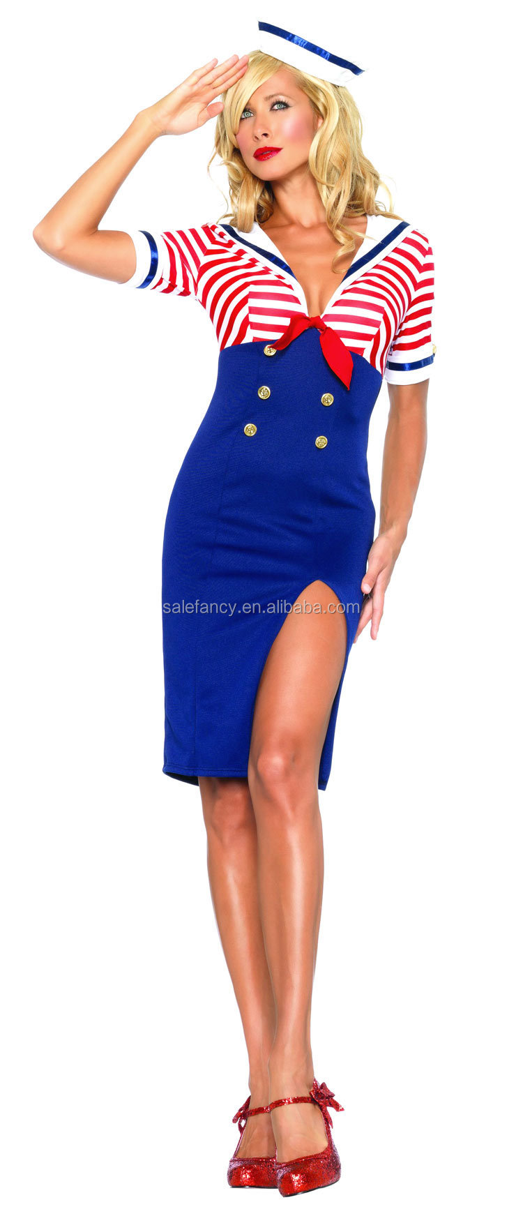 adult official wizard of oz dorothy women carnival costume wholesale qawc 1069 - Dorothy Halloween Costume Women