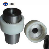 NL type nylon sleeve gear coupling