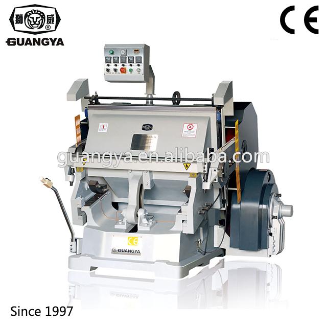 Box Die Cutting Machine And Industrial Paper Die Cutter Ml1200 - Buy Box  Die Cutting Machine,Paper Die Cutter,Die Cutting Machine Product on