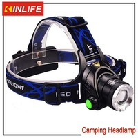 Buy outdoor Waterproof led headlamp design camping in China on ...