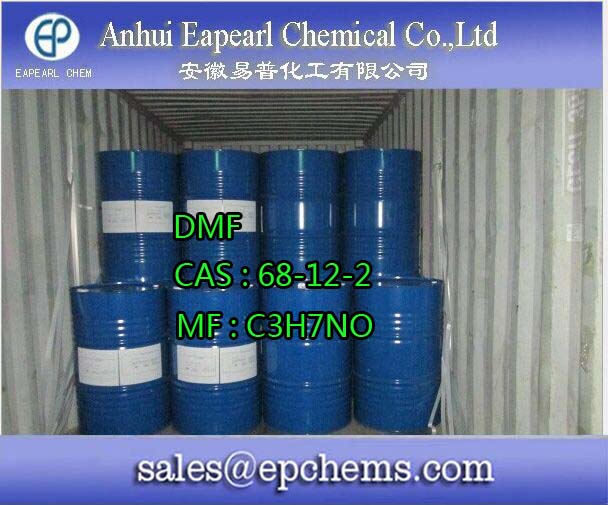 Hot sale DMF ssd solution chemical formula of organic acid
