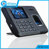 biometric fingerprint access control and time attendance machine No need software Single door controller