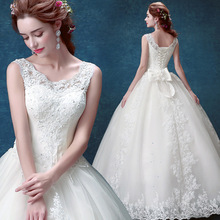 ZH0573F Hot princess wedding dress 2017 fashionable cheap wedding dresses wedding gown