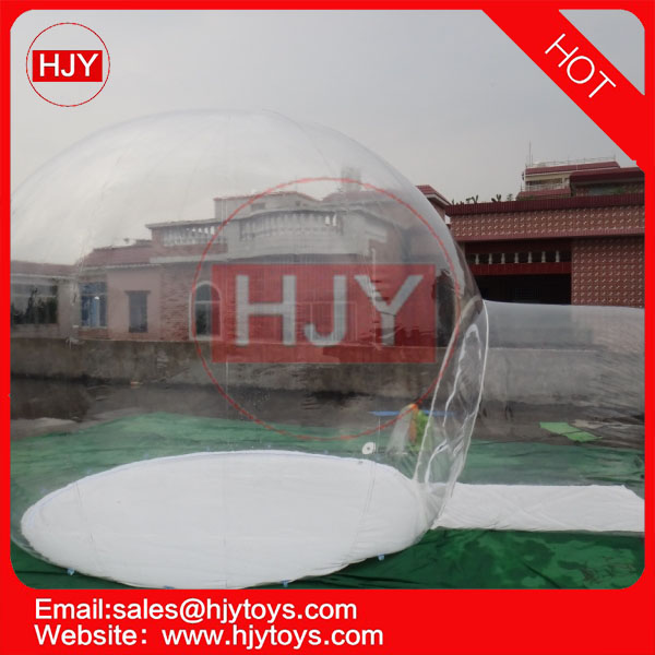 Large outdoor promotional advertising inflatable cube wedding party event tent