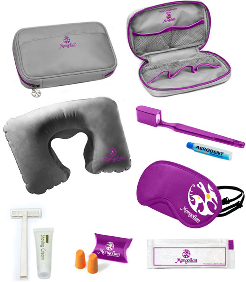 high quality dental travel amenity kit