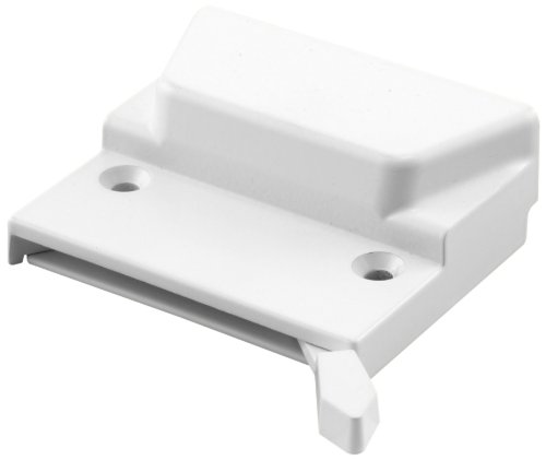 Prime-Line Products TH 23056 Low Profile Sash Lock with Keeper, White