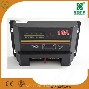 10A/20A PWM price solar charge controller in china