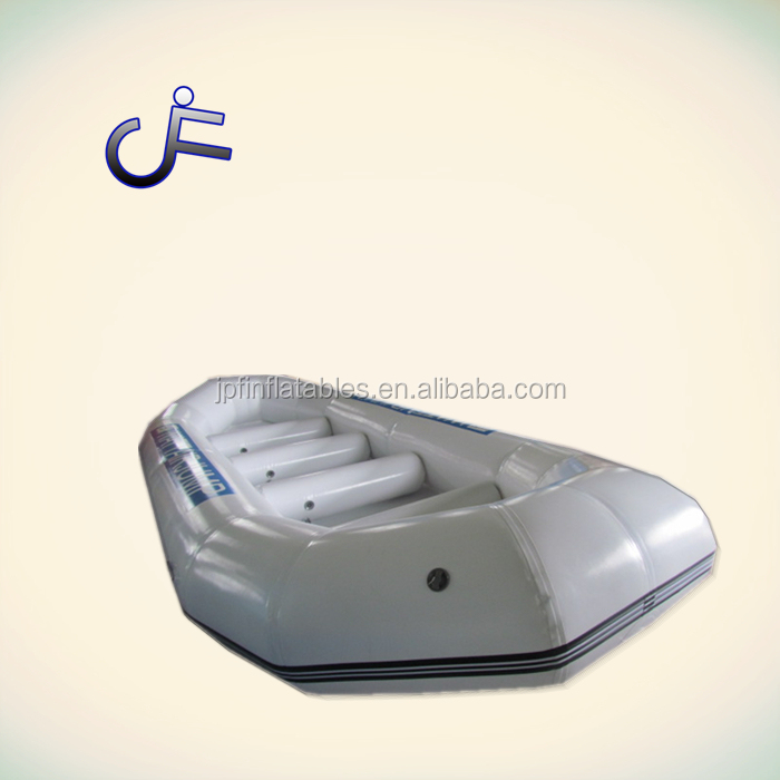Commercial grade inflatable water boat, inflatable fishing equipment for sale, rubble boat