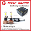 2015 COB car hyundai led headlight assembly DC 12-32V custom head light kit 9004
