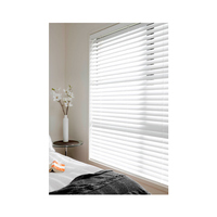 Elegant Style Fauxwood Venetian Blinds With Factory Price