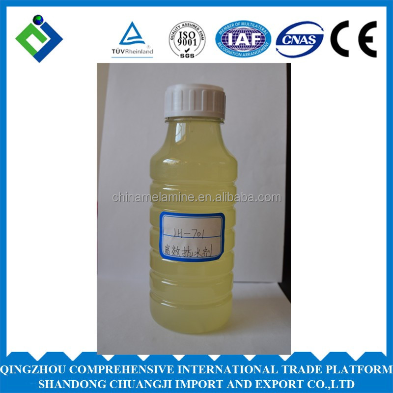 paper mill chemicals high performance water reducing agent JH-701