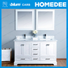 Homedee country furniture bathroom washbasin cabinet double