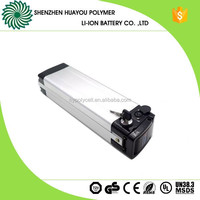 High Power 18650 Rechargeable Lithium 36V 10Ah Electric Bike Li ion Battery