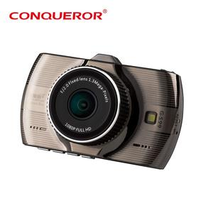Conqueror high quality G-599 car driver video recorder hd car dvr camera dash cam