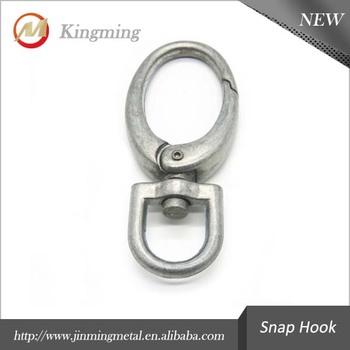 1 2 Metal Swivel Spring Snap Hook For Handbag
