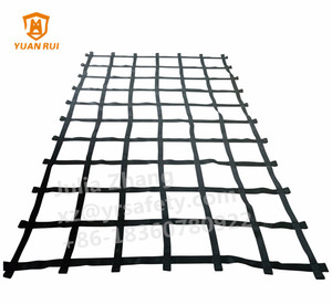 Hot sale 100% new scaffold safety net/lifting cargo net/climbing polyester net