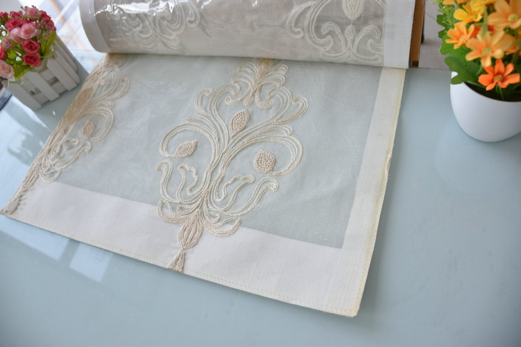 french home furniture macrame lace curtains can be used for living room emergency accasion