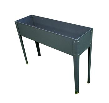 G-MORE Garden flowers Potting Bench,Stainless Bolt &  nuts Versatile Steel Planter Bench