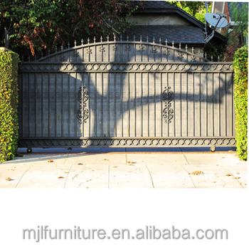 Sliding Garden Front Gate Designs Boundary Gate Buy