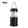 2016 High Quality Outdoor Sport Portable Camping Hiking Fishing Tackle Tourist Telescopic 30 LED Lantern Tent