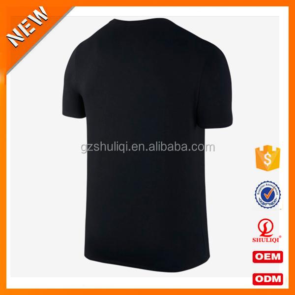 Customized Wholesale Plain T Shirts Add Owm Logo / Custom Cotton ...