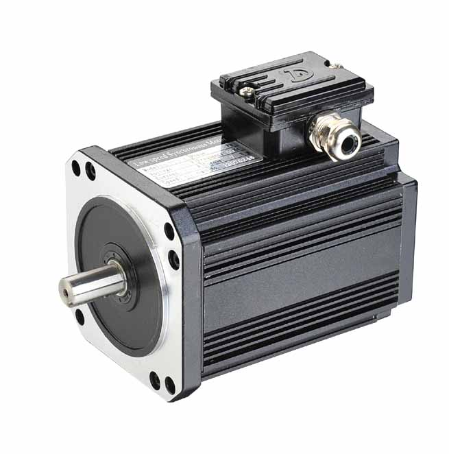 120DWT Series Low-speed PM DC Variable frequency Motor